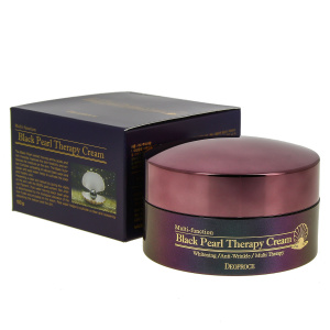 DEOPROCE BLACK PEARL THERAPY CREAM