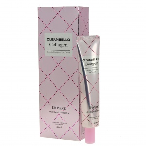 DEOPROCE CLEANBELLO COLLAGEN ESSENTIAL MOISTURE EYE CREAM