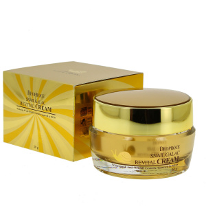 DEOPROCE SNAIL GALAC REVITAL CREAM