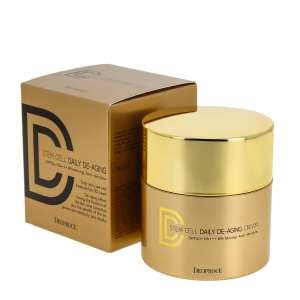 DEOPROCE STEM CELL DAILY DE-AGING CREAM